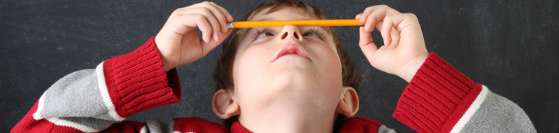 Boy - Attention Disorders - ADHD/ADD, Frontal Lobe Dysfunction