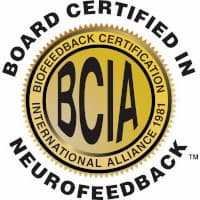 BCIA - Biofeedback Certification International Alliance - Neurofeedback logo