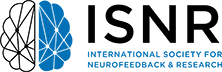 ISNR - The International Society for Neurofeedback & Rresearch - logo